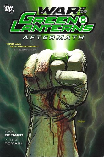 9781401233433: War of the Green Lanterns: Aftermath (Green Lantern Corps)