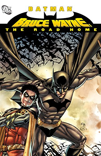 9781401233471: Batman: Bruce Wayne: The Road Home