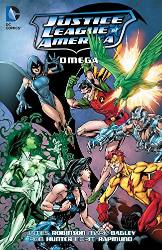 9781401233563: Justice League of America: Omega (Justice League (DC Comics) (paperback))