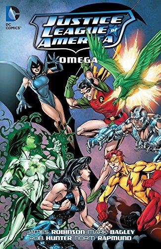 9781401233563: Justice League of America: Omega