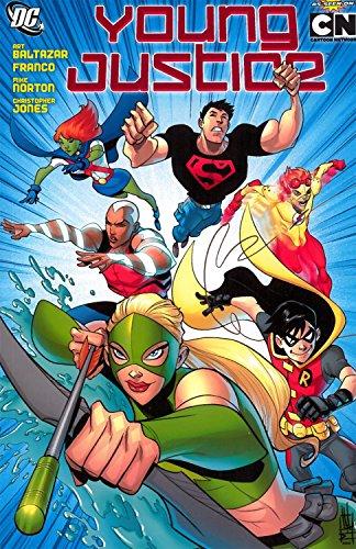 9781401233570: Young Justice TP Vol 01
