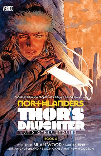 9781401233662: Northlanders Vol. 6: Thor's Daughter