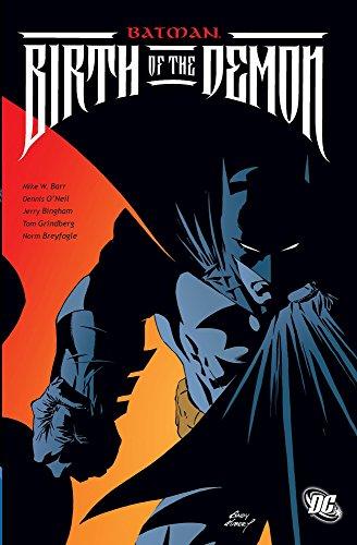 9781401233815: Batman: Birth of the Demon