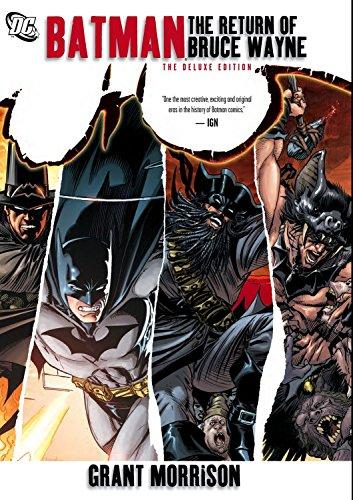 9781401233822: Batman: The Return of Bruce Wayne