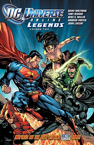 9781401233860: Dc Universe Online Legends TP Vol 02