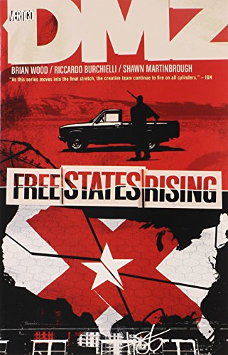 9781401233891: DMZ Vol. 11: Free States Rising