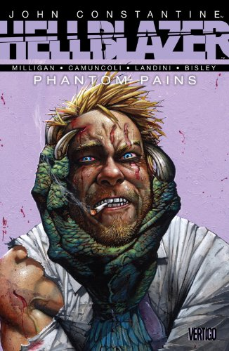 9781401233990: John Constantine, Hellblazer: Phantom Pains