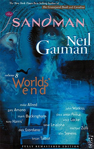 9781401234027: The Sandman Vol. 8: World's End