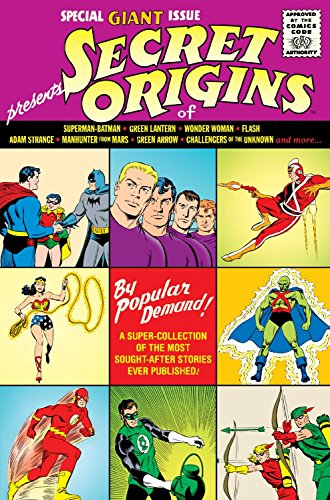 9781401234041: DC Universe Secret Origins