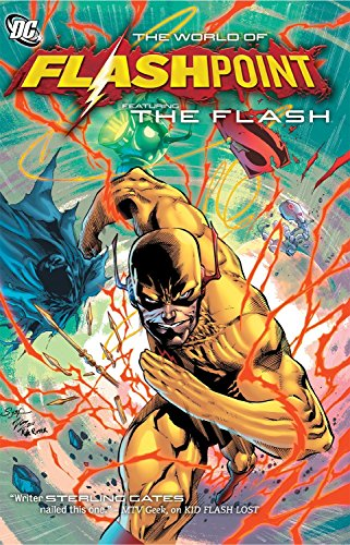 9781401234089: Flashpoint World Of Flashpoint The Flash TP (Flash (DC Comics Unnumbered))