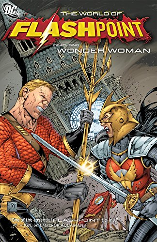 9781401234102: Flashpoint World Of Flashpoint Wonder Woman TP