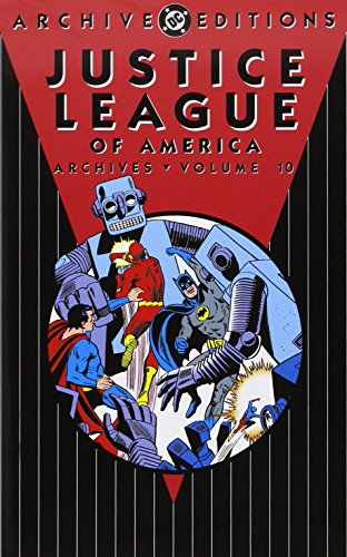 9781401234126: Justice League Of America Archives HC Vol 10 (Archive Editions)