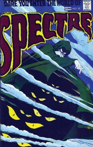 9781401234171: Showcase Presents: The Spectre Vol. 1 (Showcase Presents (Unnumbered Paperback))