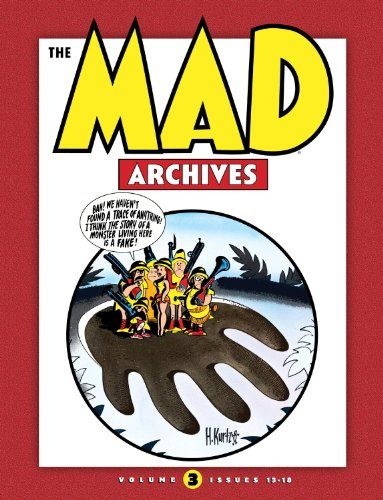 9781401234270: The MAD Archives Vol. 3