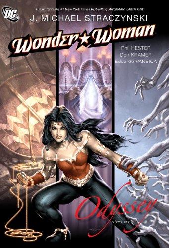 Wonder Woman: Odyssey, Vol. 2: Straczynski, J. Michael; Kramer, Don