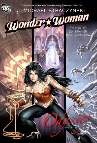 9781401234317: Wonder Woman: Odyssey Vol. 2
