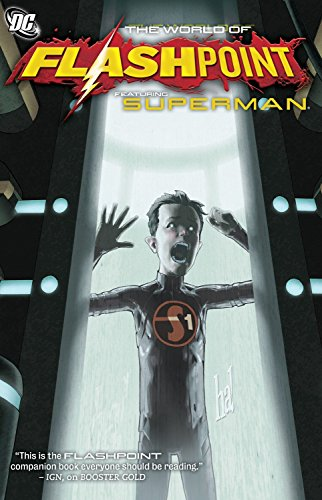 9781401234348: Flashpoint: The World of Flashpoint Featuring Superman (Superman (DC Comics))