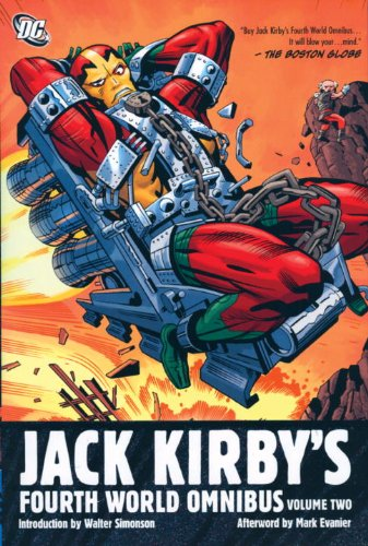 9781401234409: Jack Kirbys Fourth World Omnibus TP Vol 02