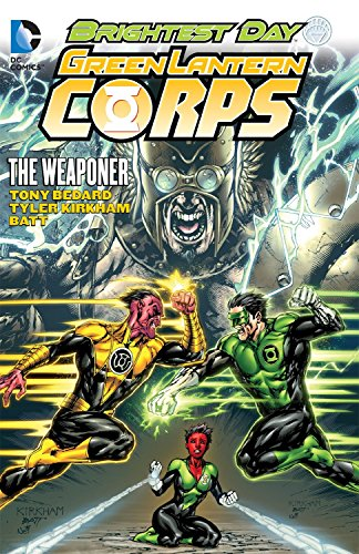 9781401234416: Green Lantern Corps: The Weaponer TP (Green Lantern Corps (Quality Paper))