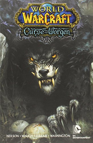 9781401234454: World of Warcraft: Curse of the Worgen TP
