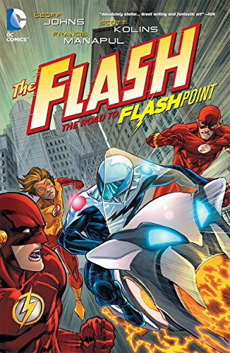 9781401234485: The Flash Vol. 2: The Road to Flashpoint