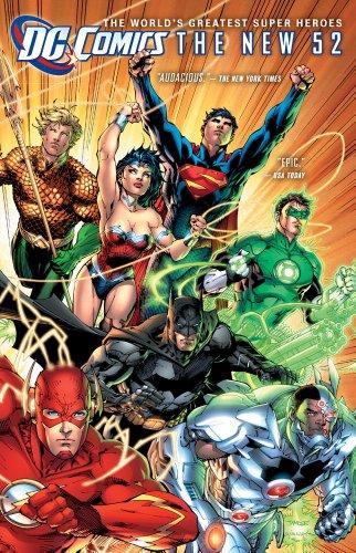 DC Comics: The New 52: Geoff Johns; Grant