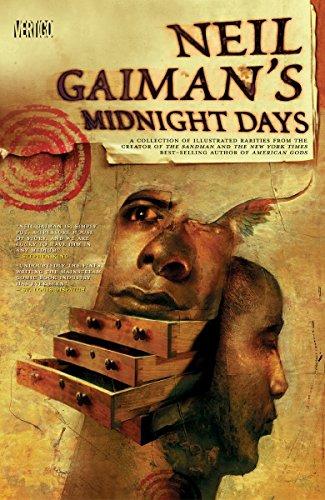 9781401234577: Neil Gaimans Midnight Days Dlx Ed HC