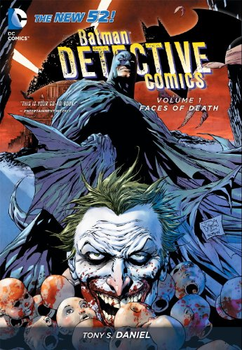 9781401234669: Batman: Detective Comics Vol. 1: Faces of Death (The New 52)