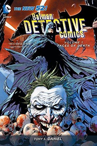 9781401234676: Batman: Detective Comics Vol. 1: Faces of Death (The New 52)
