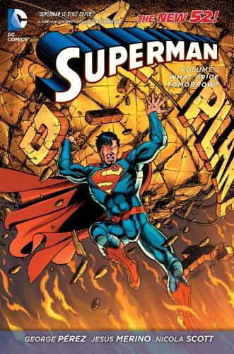 9781401234683: Superman Volume 1: What Price Tomorrow HC (Superman Limited Gns (DC Comics R))