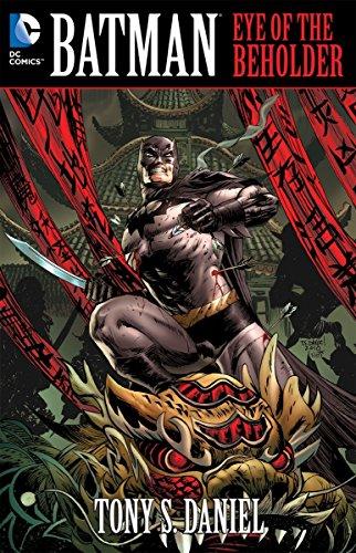 9781401234706: Batman: Eye of the Beholder TP