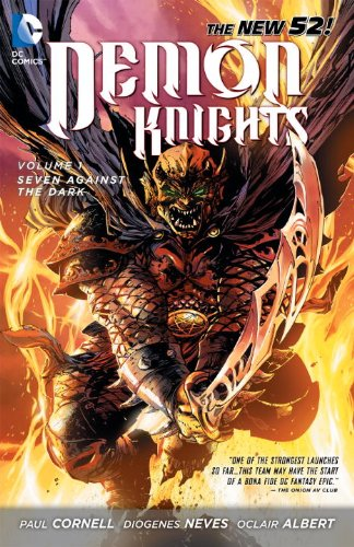 Demon Knights Vol. 1: Seven Against the Dark