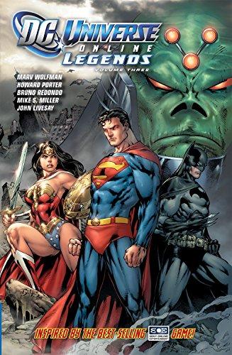 9781401234737: DC Universe Online Legends Vol. 3