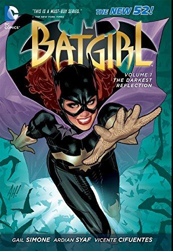 9781401234751: Batgirl Vol. 1: The Darkest Reflection (The New 52) (Batgirl (DC Comics Hardcover))