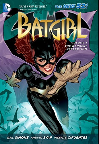 9781401234751: Batgirl Vol. 1: The Darkest Reflection (The New 52)