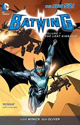 Batwing Vol. 1: The Lost Kingdom