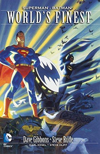 9781401234775: World's Finest (Superman/Batman)