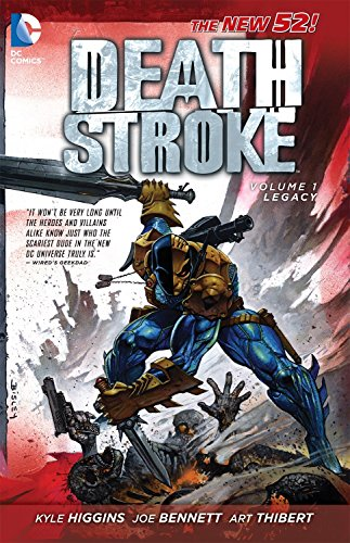 9781401234812: Deathstroke Vol. 1: Legacy (The New 52)