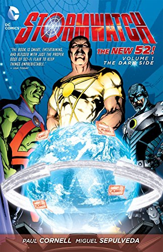 9781401234836: Stormwatch Vol. 1: The Dark Side (The New 52)