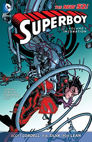9781401234850: Superboy Vol. 1: Incubation (The New 52)