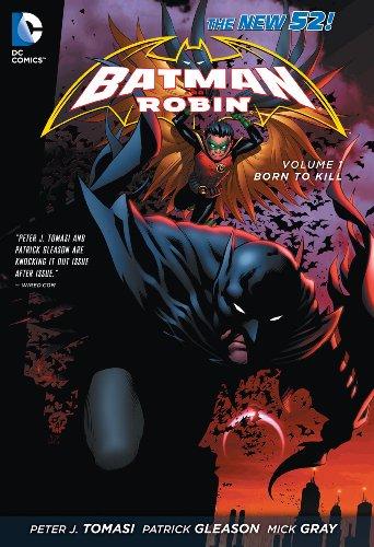Batman & Robin HC Vol 01 Born: Tomasi, Peter