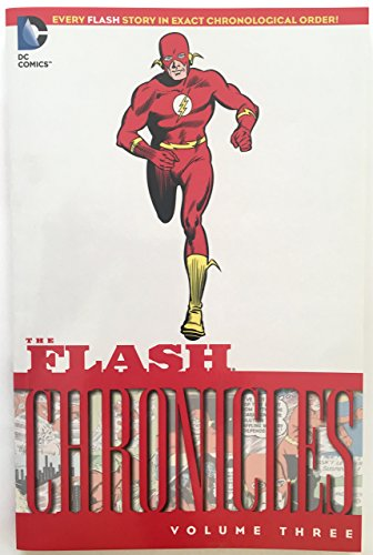 9781401234904: The Flash Chronicles Vol. 3