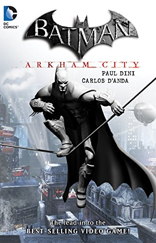 9781401234935: Batman Arkham City TP