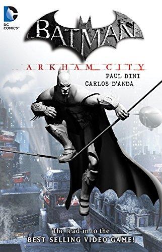 9781401234935: Batman: Arkham City