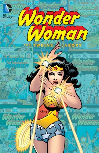 9781401234942: Wonder Woman The Twelve Labors TP