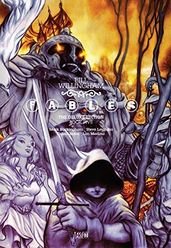 9781401234966: Fables Deluxe Edition HC Vol 05