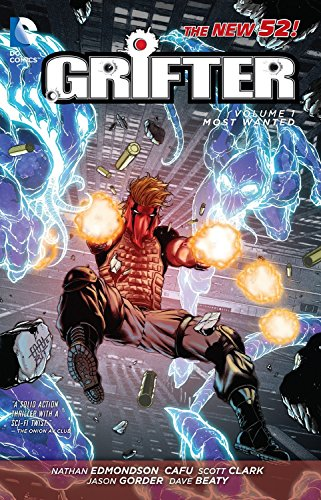 9781401234973: Grifter Vol. 1: Most Wanted (The New 52)