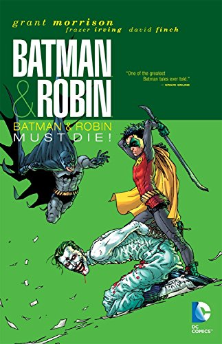 9781401235086: Batman And Robin TP Vol 03 Batman Robin Must Die
