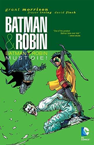 9781401235086: Batman And Robin TP Vol 03 Batman Robin Must Die