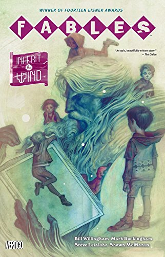 9781401235161: Fables, Vol. 17: Inherit the Wind